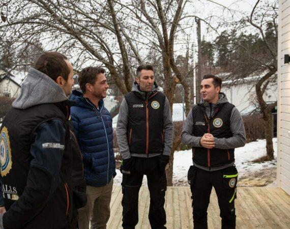 AttefallsDesign bygger Attefallshus i TV4